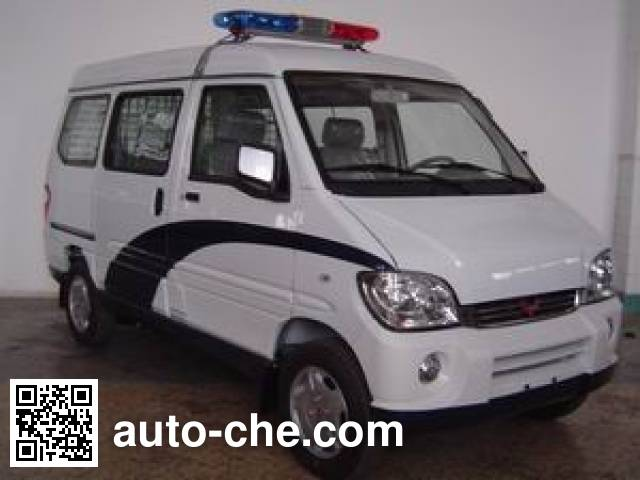 Wuling LZW5026XQCC3 prisoner transport vehicle