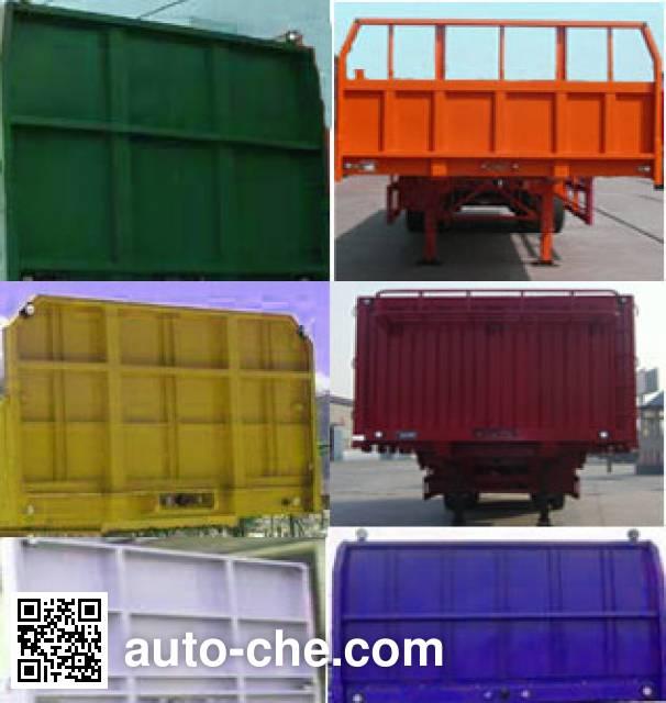 Caifu MCF9401 trailer