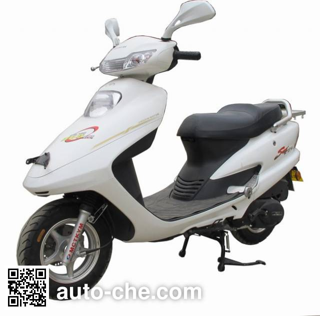 Macat MCT125T-6A scooter