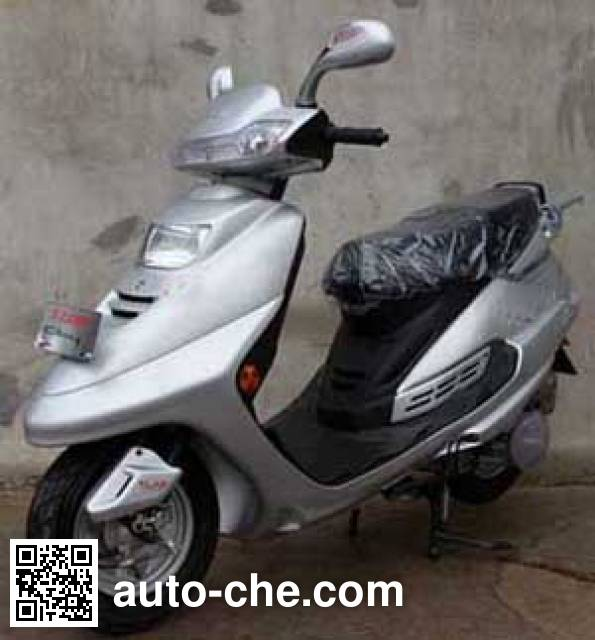 Meiduo MD125T-3C scooter