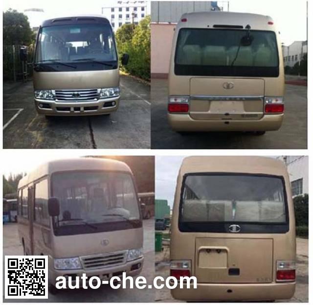 牡丹牌MD6601KH客车