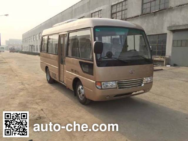 牡丹牌MD6602KH客车