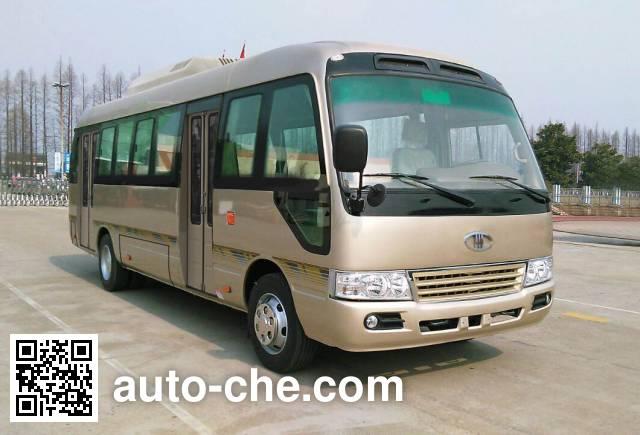 牡丹牌MD6810BEVG纯电动城市客车