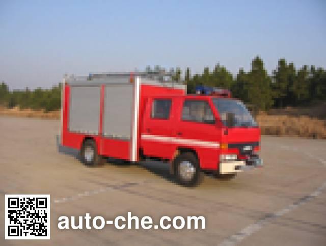 振翔牌MG5050TXFJY30AX抢险救援消防车