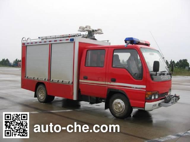 振翔牌MG5050TXFJY30X抢险救援消防车