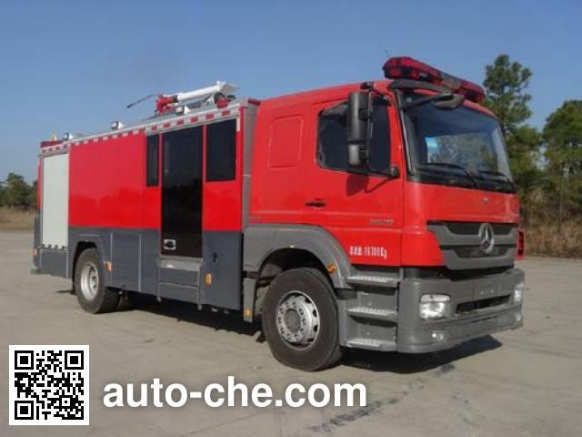 振翔牌MG5170GXFPM60泡沫消防车