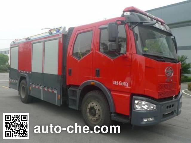 振翔牌MG5170GXFPM60/J泡沫消防车