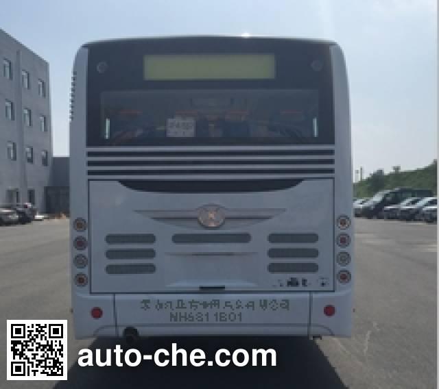 希望牌MH6811B01城市客车