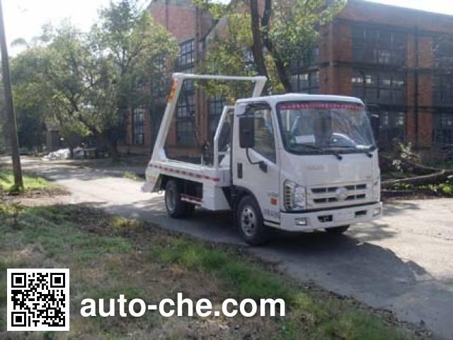 Huajie MHJ5040ZBS15B skip loader truck