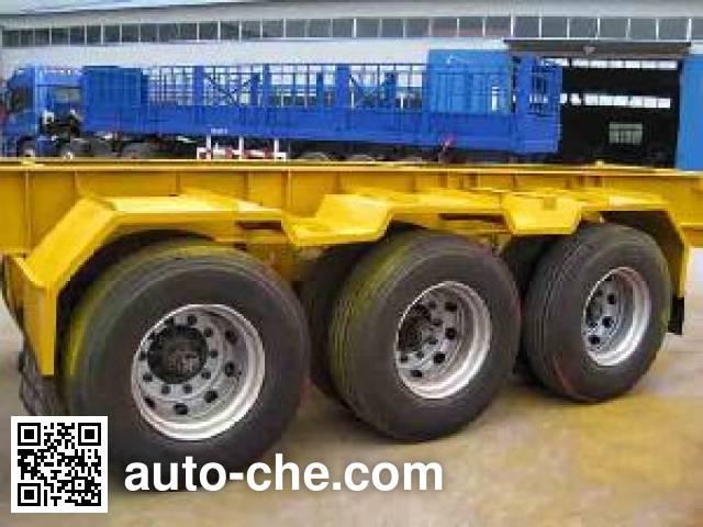 Tongguang Jiuzhou MJZ9380TJZG container transport trailer