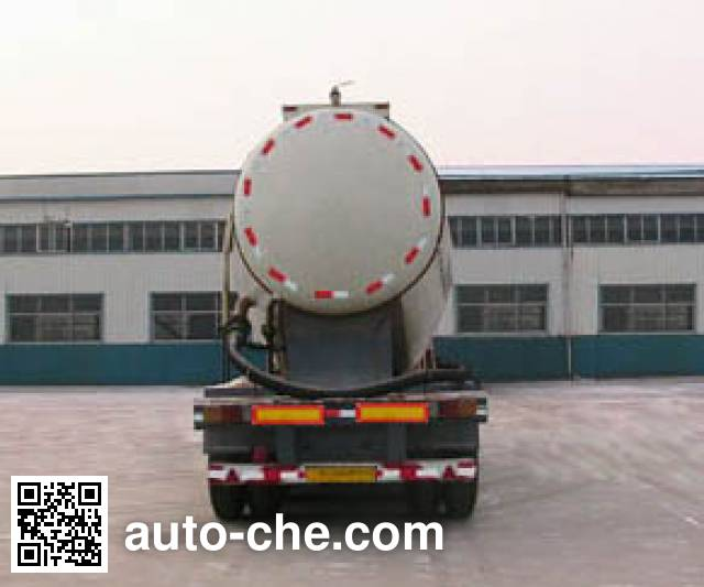 Tongguang Jiuzhou MJZ9401GFL low-density bulk powder transport trailer