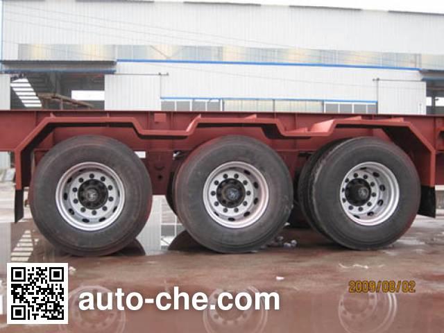 Tongguang Jiuzhou MJZ9400TJZG container transport trailer