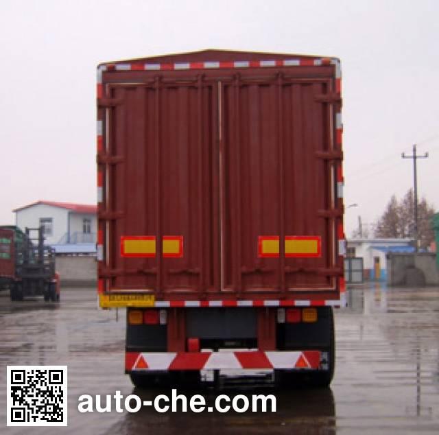 Tongguang Jiuzhou MJZ9402CLX stake trailer