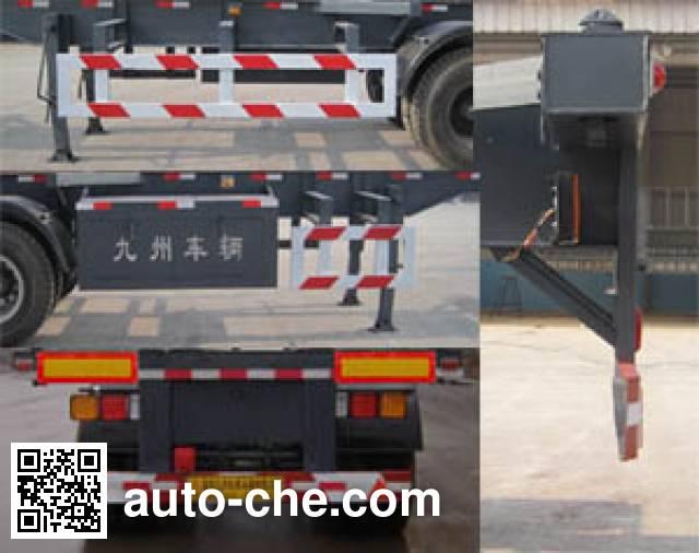 Tongguang Jiuzhou MJZ9402TJZG container transport trailer