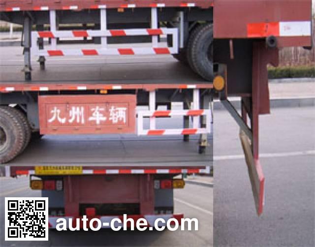 Tongguang Jiuzhou MJZ9400CLXY stake trailer