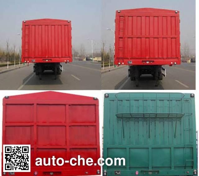Tongguang Jiuzhou MJZ9404CLX stake trailer