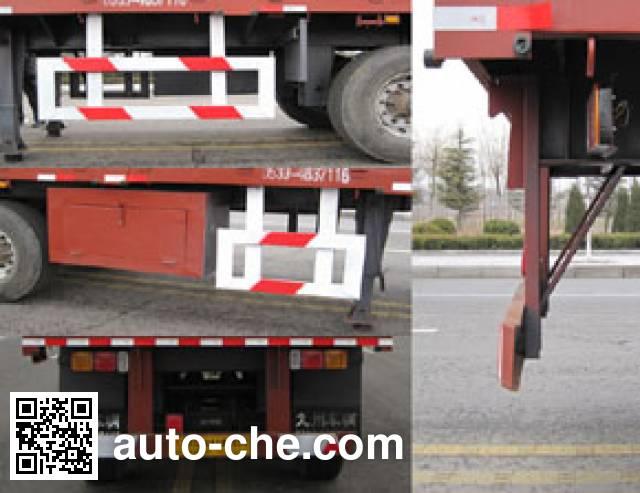 Tongguang Jiuzhou MJZ9408CLX stake trailer