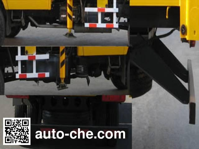 Tieyun MQ5040JSQD4 truck mounted loader crane