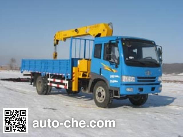 Tieyun MQ5163JSQJ4 truck mounted loader crane
