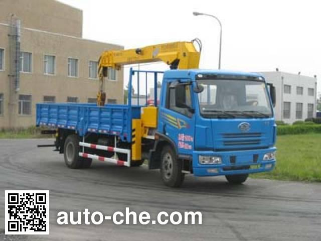 Tieyun MQ5164JSQ truck mounted loader crane