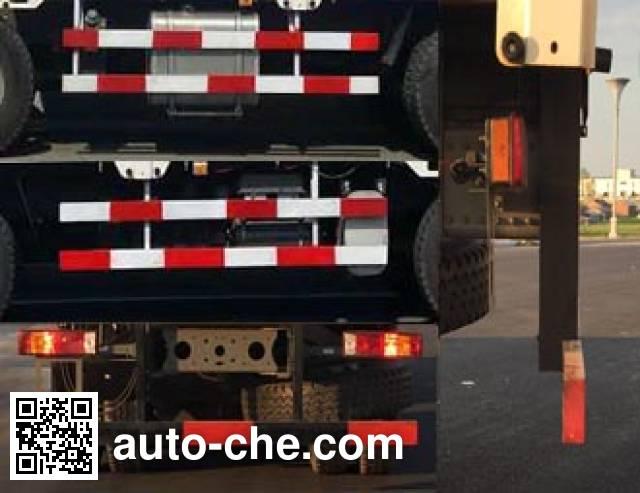 Tieyun MQ5310JSQZ5 truck mounted loader crane