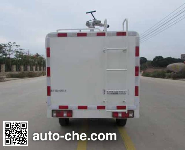 Qunfeng MQF5020GPSC4 sprinkler / sprayer truck