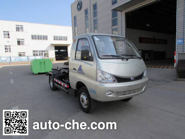 Qunfeng MQF5032ZXXH4 detachable body garbage truck