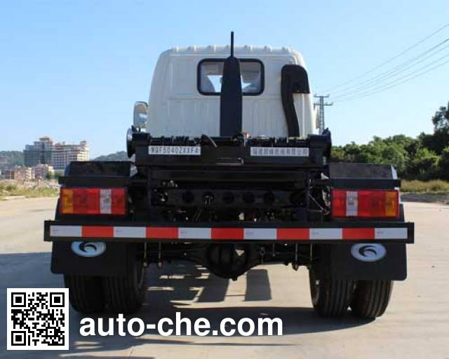 Qunfeng MQF5040ZXXF4 detachable body garbage truck