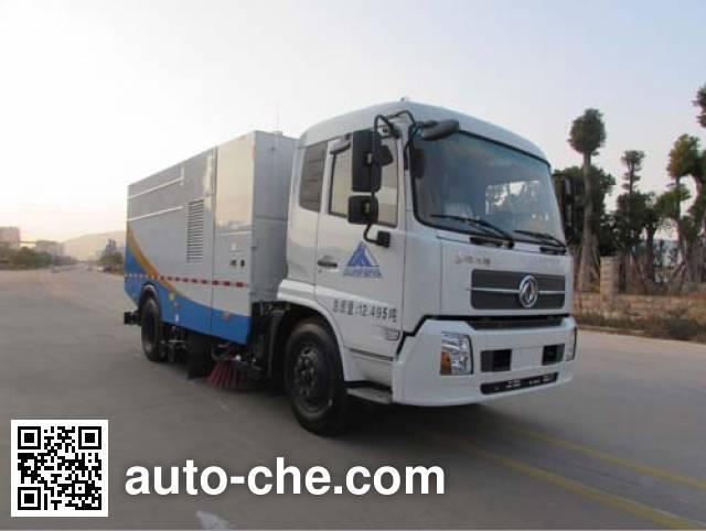 Qunfeng MQF5120TXSD4 street sweeper truck