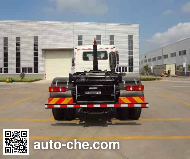 Qunfeng MQF5160ZXXD4 detachable body garbage truck