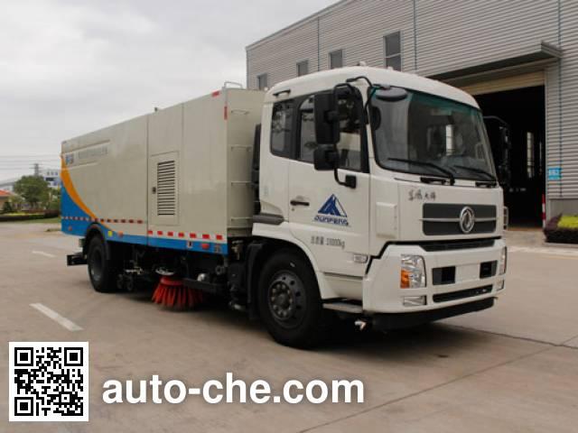 Qunfeng MQF5180TXSD5 street sweeper truck