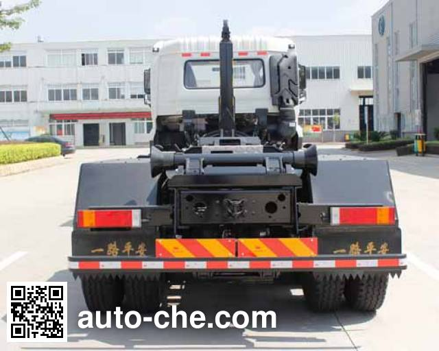 Qunfeng MQF5250ZXXD5 detachable body garbage truck