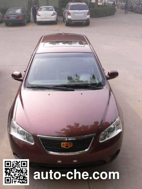 Geely Merrie MR7180HEV hybrid car