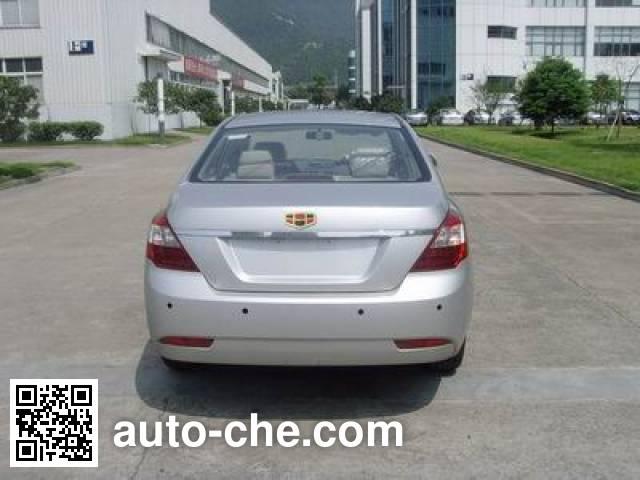 Geely Merrie MR7181HEV hybrid car
