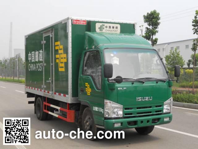 Putian Hongyan MS5055XYZ postal vehicle