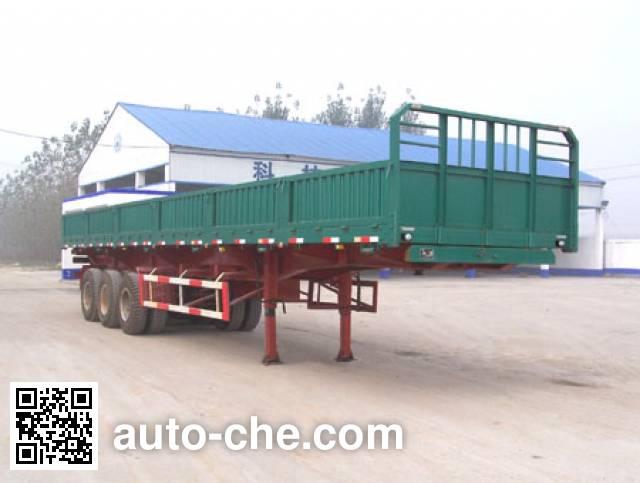Mengshan MSC9310Z dump trailer