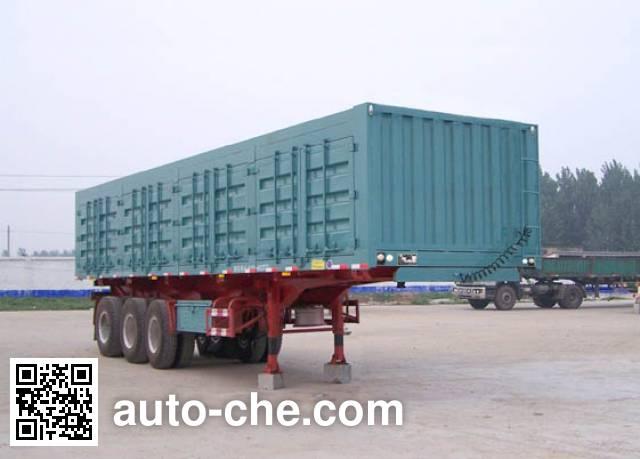 Mengshan MSC9400TZX dump trailer