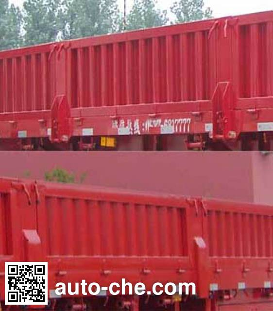 Mengshan MSC9400Z dump trailer