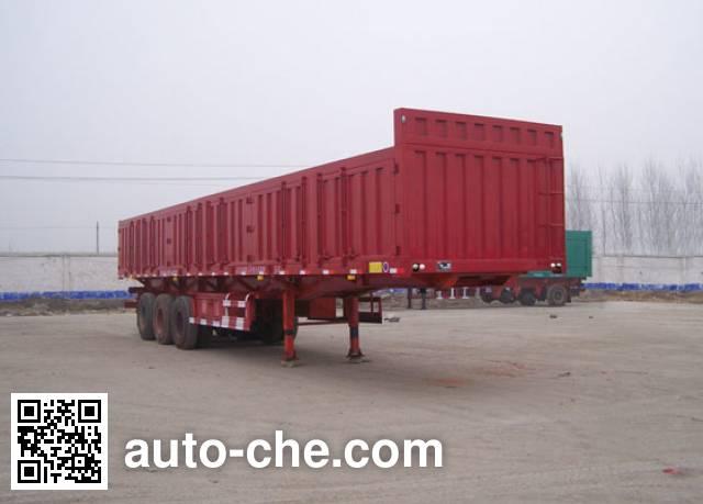 Mengshan MSC9401TZX dump trailer
