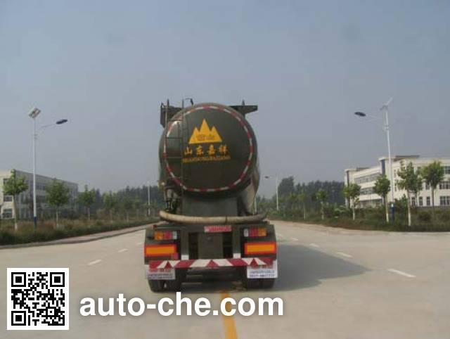 Mengshan MSC9403GXH ash transport trailer