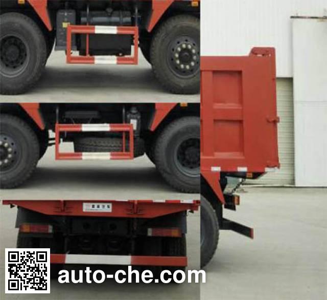 Mengsheng MSH3311G2A dump truck