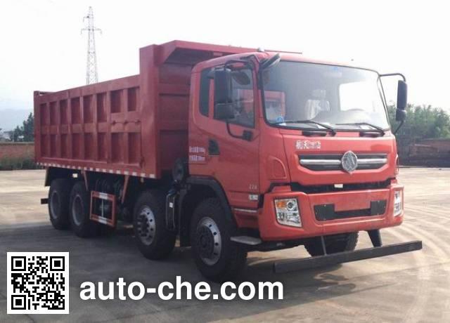 Mengsheng MSH3312G1 dump truck