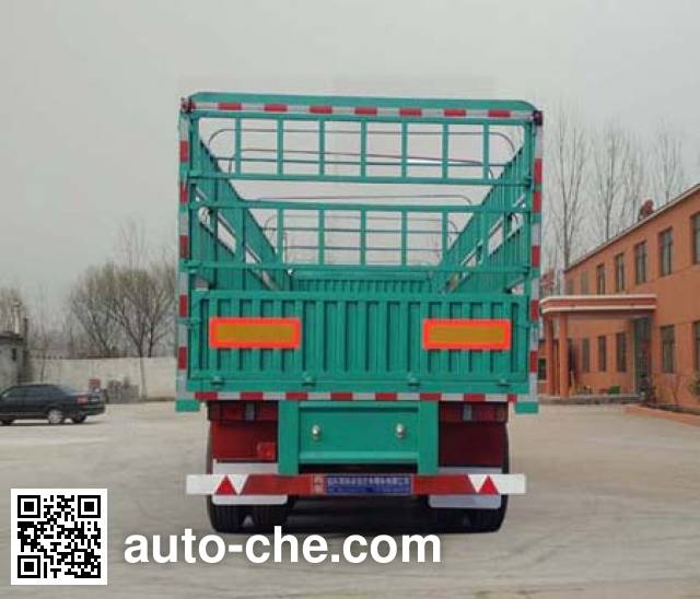 Chengxinda MWH9400CCYE stake trailer