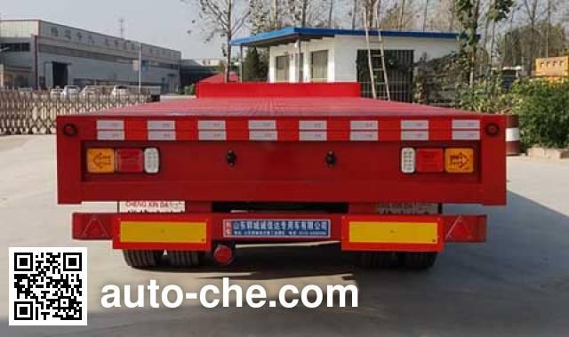 Chengxinda MWH9400TPBE flatbed trailer
