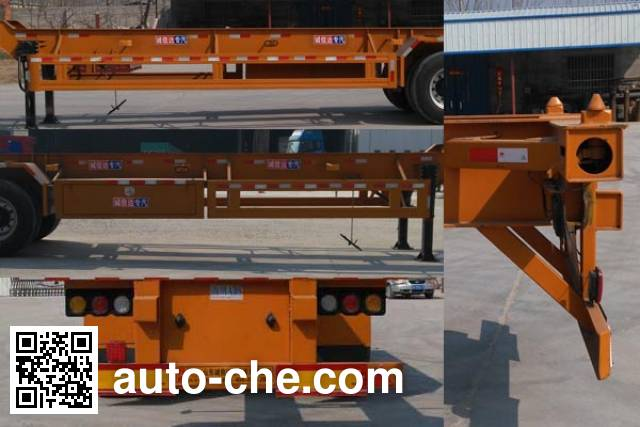 Chengxinda MWH9401TJZE container transport trailer