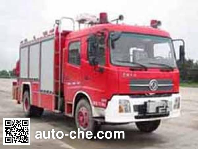 光通牌MX5130TXFJY100抢险救援消防车