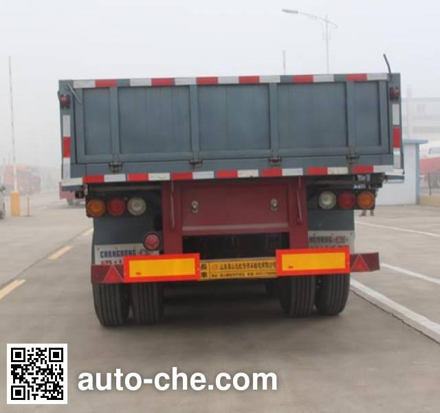 Lianghong MXH9400 trailer