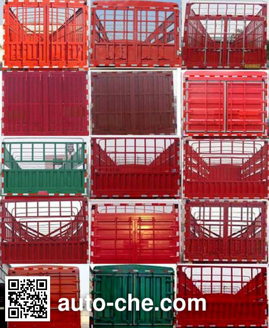 Lianghong MXH9400CCY stake trailer