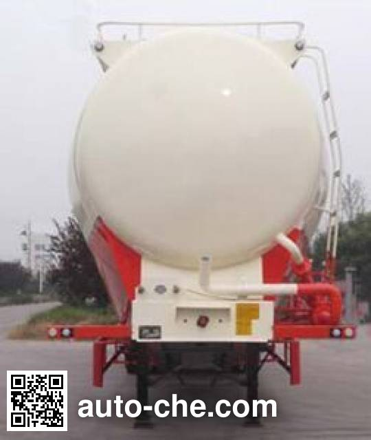 Lianghong MXH9400GFL medium density bulk powder transport trailer