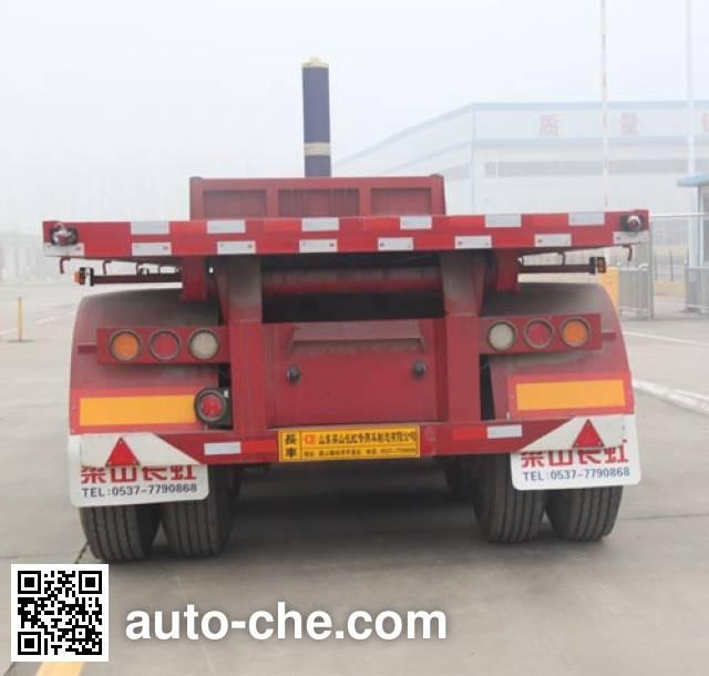 Lianghong MXH9401ZZXP flatbed dump trailer